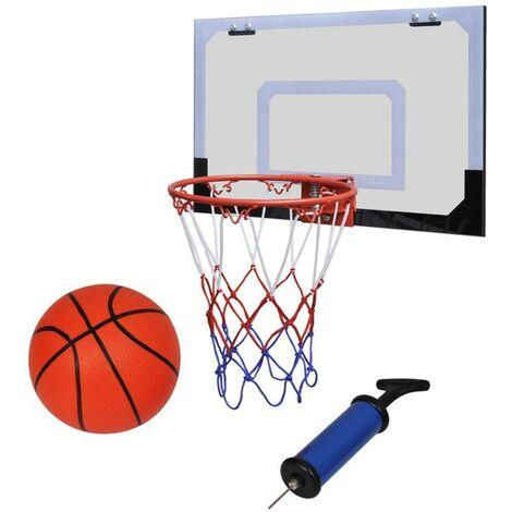 Mini Panier Basket Ball avec Ballon et Pompe HDV32033