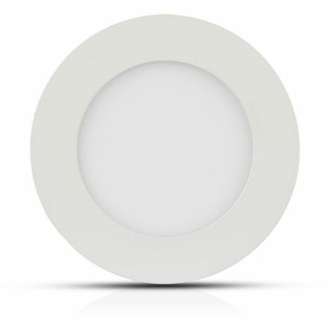 Mini Pannello LED Chip Samsung 18W Montaggio ad Incasso Rotondo