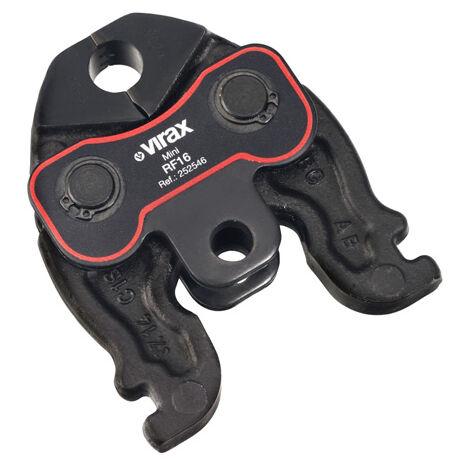 Mini pince à sertir profil TH multicouche pour collecteurs pour Viper® M21+ VIRAX Ø12 - 252512