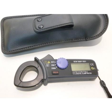 Mini pince amperemetrique numerique 20 - 200A TURBOTRONIC K2031