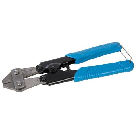 Mini-pince coupe-boulons - Lg. 200 mm Mâchoires 6 mm