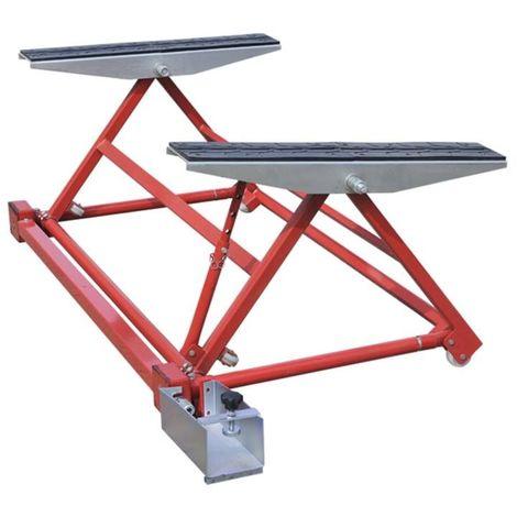 Mini Pont Elevateur Mobile Basculant pour Levage Auto 1500 kg