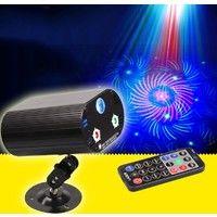 Mini Proiettore Effetto Luci Laser Per Disco Discoteca Dj.Mini Proiettore Al Miglior Prezzo