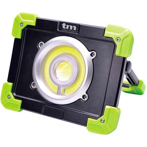 Mini proyector Led con cargador Powerbank 20W 6000°K (TM Electron TMTOR20)