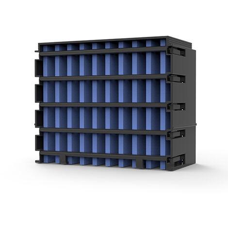 Mini Refroidisseur D'Air, Humidificateur Portable, Ventilateur De Refroidissement, Ventilateur De Climatisation, Filtre Uniquement