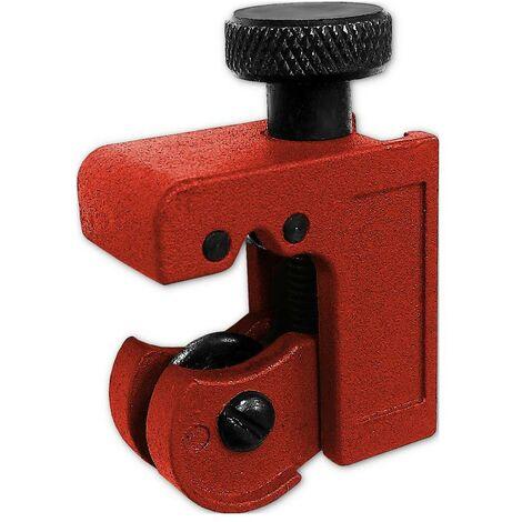 Mini Rohrabschneider 3-16mm Rohre Kupfer Alu Messing Bremsleitung Rohrschneider