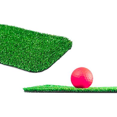 Mini Rollo cesped artificial standard verde prado