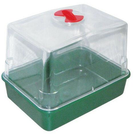 Mini serre rigide - 22 x 16 x 18 cm garland