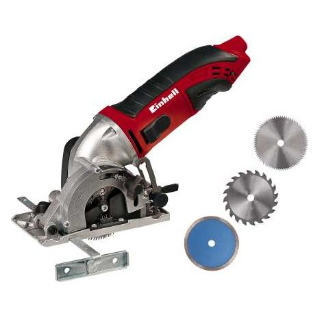 Mini sierra circular Einhell TC-CS 860 Kit