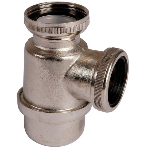 Mini siphon de lavabo - 1'1/4 - Ø 32 mm - Valentin