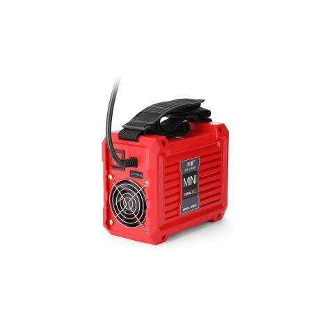 MINI SOLDADOR INVERTER 225A PORTÁTIL ELÉCTRICO 220 V IGBT PANTALLA DIGITAL Y PUERTO USB