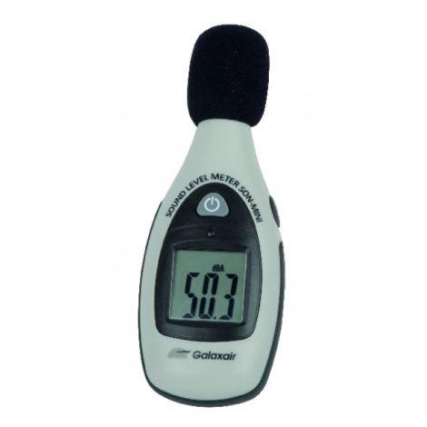 Mini sound level meter 40 to 130 dB - GALAXAIR : SON-MINI