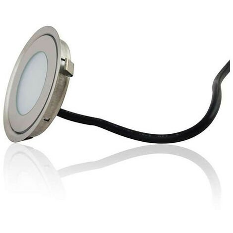Mini spot LED encastrable rond ultra-plat