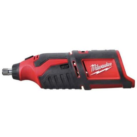 Mini straight grinder MILWAUKEE C12 0 RT 12V battery without 4933427183