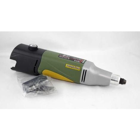 Mini Taladro rectificador a batería, SIN batería, cargador, accesorios ni maletín IBS/A Proxxon