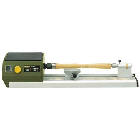 Mini torno de precisión para madera DB 250 Proxxon