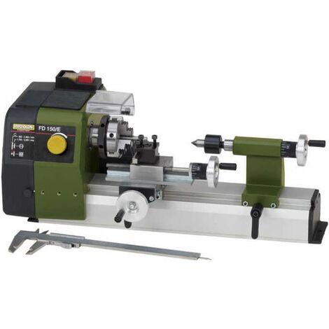 Mini Torno de precisión FD 150/E Proxxon