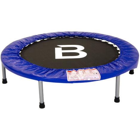 Mini-trampoline pliable de 91 cm