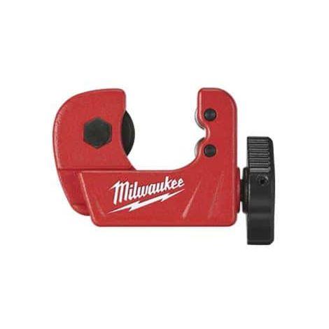 Mini tube cutter 15mm MILWAUKEE - copper 48229250