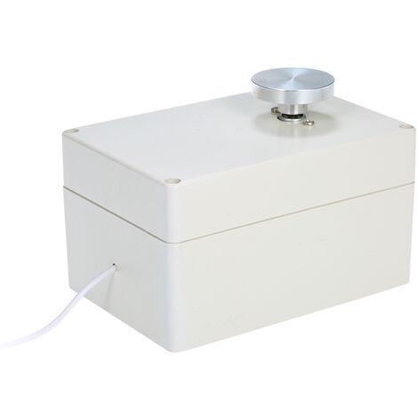 Mini USB maquina de rueda de alfareria, plato giratorio de 4,5 cm hecho a mano que lanza arcilla que hace la maquina de ceramica