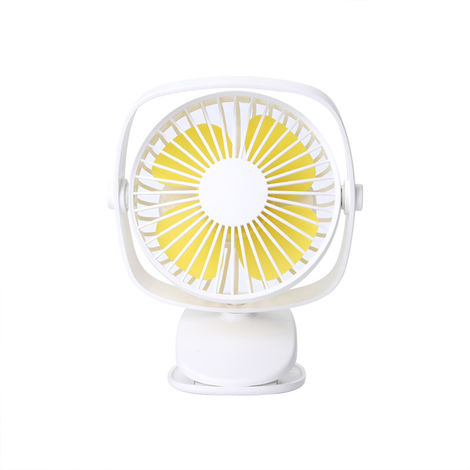 Mini USB Rechargeable Air Cooling Fan