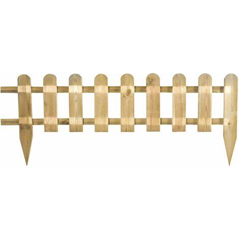 Mini Valla madera 28 x 111
