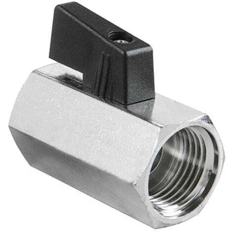 Mini válvula de bola válvula de Enolgas Mini Bon FF 3/8 S0330C03