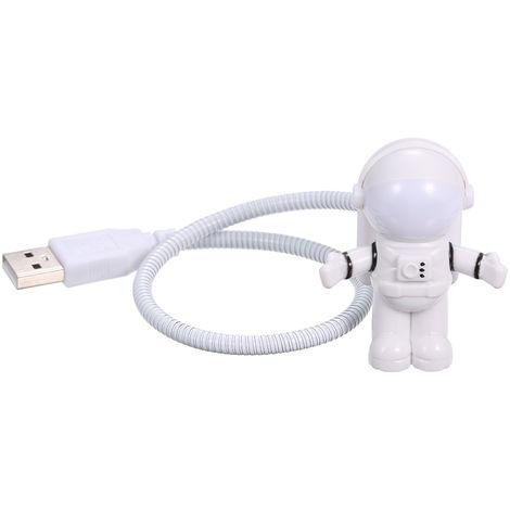 Mini Veilleuse A Del, Port De Chargement Usb, Tuyau Flexible