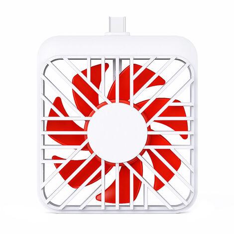 Mini ventilateur de téléphone portable Portable Tablet USB Fanner pour l'été pour Huawei