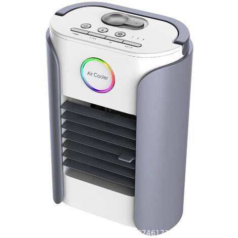 Mini Ventilateur USB PORTABLE Compleur de conditionnement du conditionneur de climatiseur (plug-in (non Bluetooth))