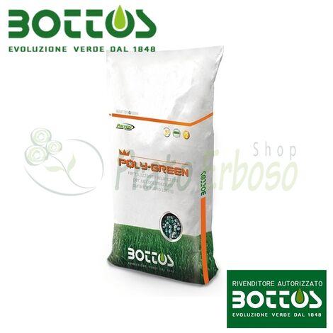 Mini Verde 18-8-12 Mini Prills de Fertilizante para el jardín de 25 Kg
