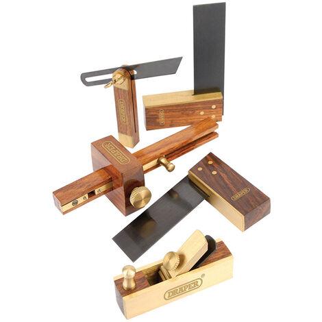 Mini Woodwork Set (5 Piece)