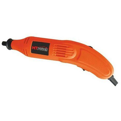 Minidrill Globalfix 135W | Mini Taladro con accesorios y maletin de plastico | Bricolaje y carpinteria