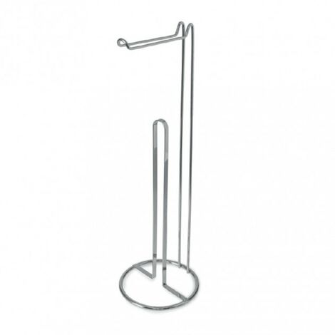 Minimus Toilet Roll Holder - Chrome