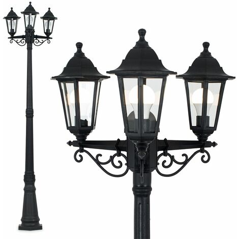 Ip44 Outdoor Lamp Post Light