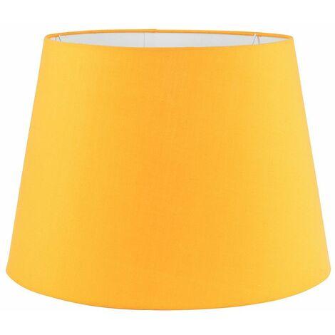 MiniSun 45cm Table / Floor Lamp Light Shade - Beige - Cream