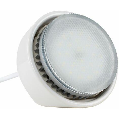 MiniSun Compact LED Ceramic SAD Light OnOff Switch White EU