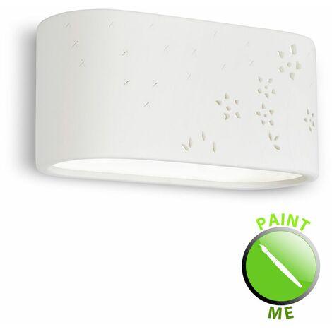 MiniSun Indoor Ceramic Wall Light Paint Me