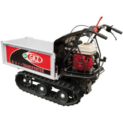 Minitransporter Cingolato portata/carico 300kg - Motore HONDA GX160 4.8HP