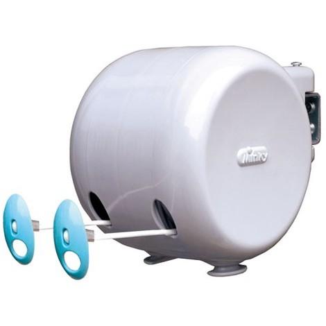 MINKY - Séchoir enrouleur Roll-system - 30 m