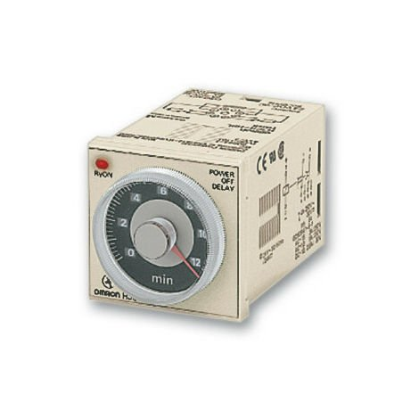 Minuteries multifonctions Omron AC100-240/DC100-125 H3CRA8AC1-231093