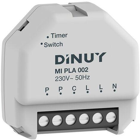 Minutero para Caja de Registro MI PLA 002 (LED) de Dinuy