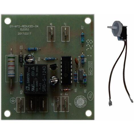 Minuteur électronique plus pressostat pour W12p et W16p