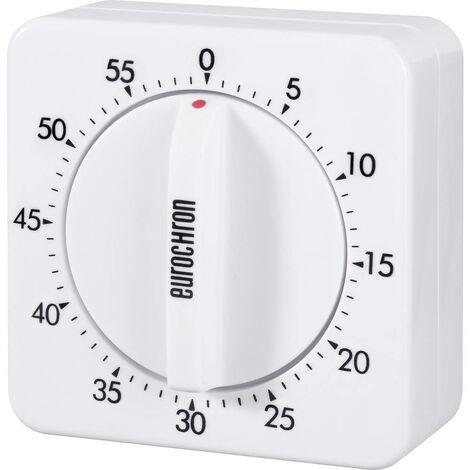 Minuteur Eurochron 13600 blanc