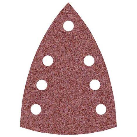 MioTools Klett-Schleifblätter, Normalkorund, 150 x 100 mm, K24–240