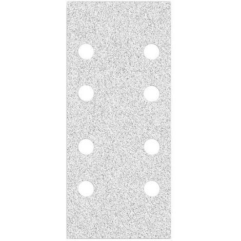 MioTools Klett-Schleifbögen, Korund mit Stearat, 186 x 93 mm, K40–400