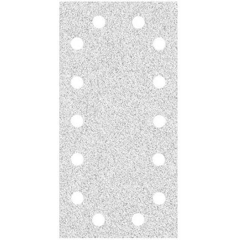 MioTools Klett-Schleifbögen, Korund mit Stearat, 230 x 115 mm, K40–400