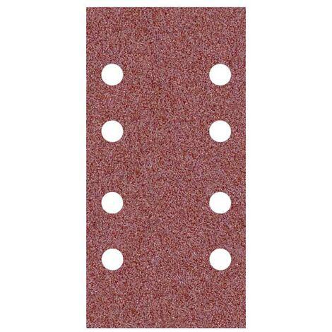 MioTools Klett-Schleifbögen, Normalkorund, 180 x 93 mm, K40–240