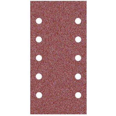MioTools Klett-Schleifbögen, Normalkorund, 230 x 115 mm, K40–240