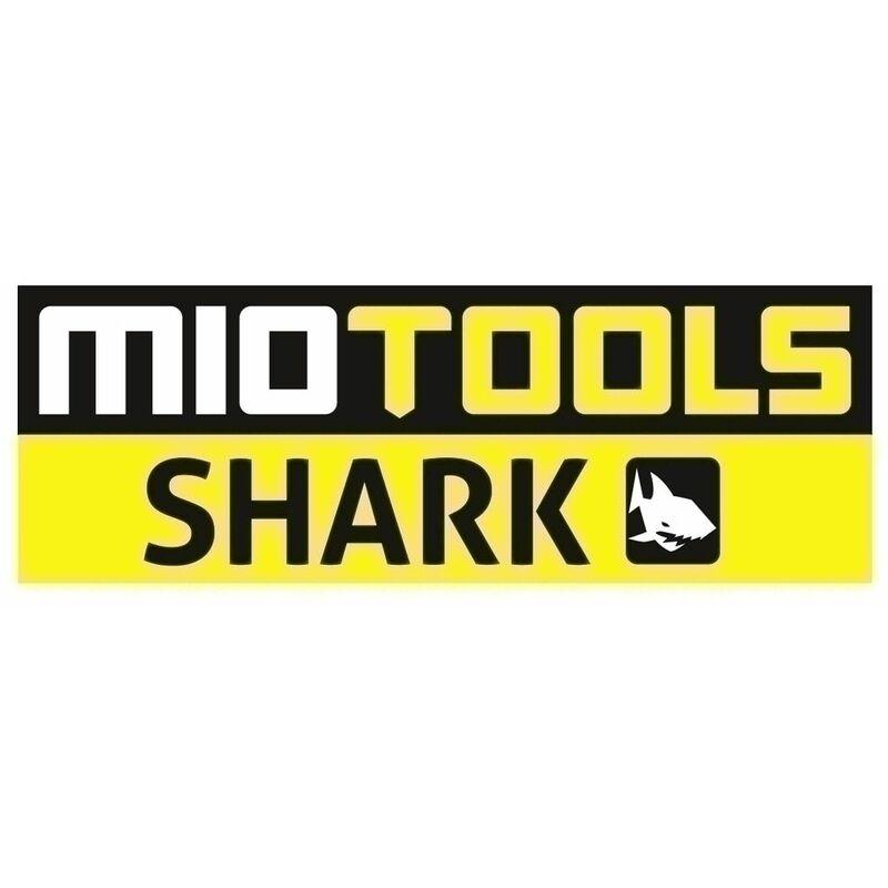 15-Loch Korund mit Stearat f MioTools Shark 50 Klett-Schleifscheiben /Ø 150 mm K60 Exzenterschleifer